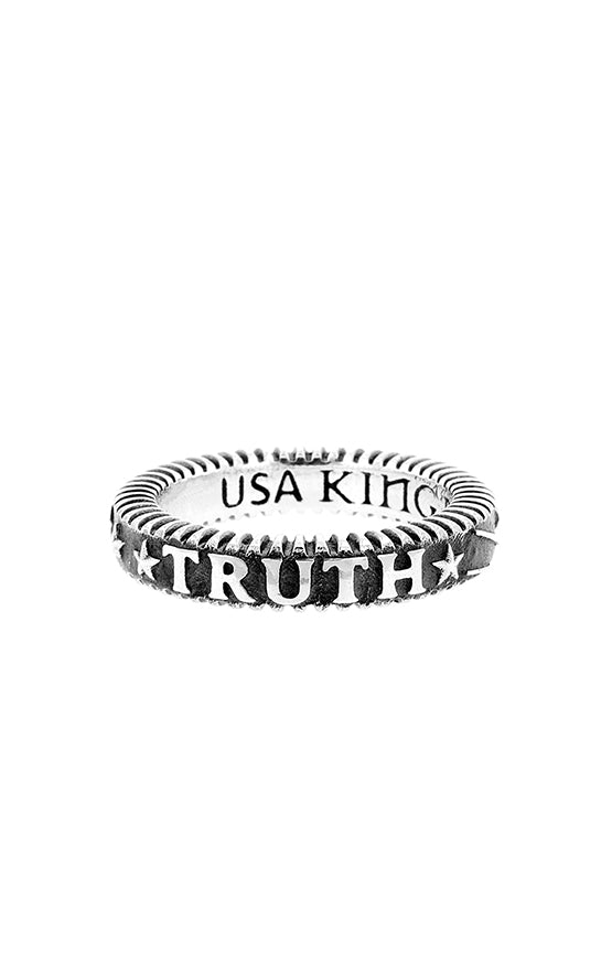 Truth Stackable Ring