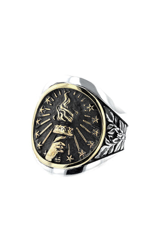 Torch Cigar Band