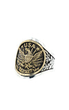 King Baby Eagle Ring