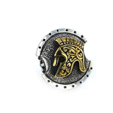 Spartan Shield Ring