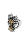 King Baby sterling silver ring
