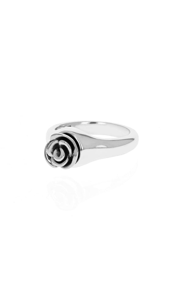 king baby small rose ring
