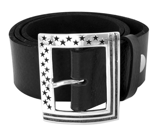 Square Stars & Stripes Buckle