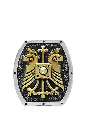 king baby armor belt buckle