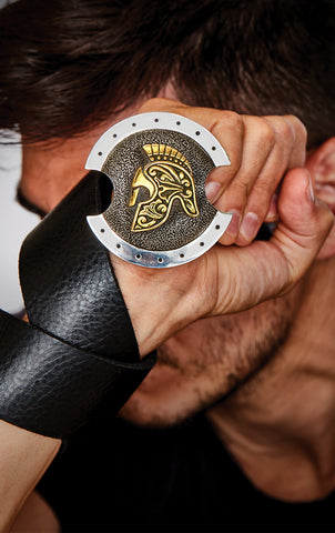 Spartan Shield Buckle