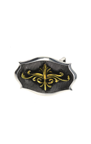 KB Scroll Shield Buckle