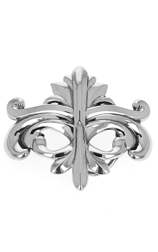 sterling silver king baby belt buckle