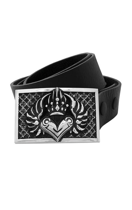 Chosen Heart Relic Alloy Belt Buckle