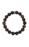 king baby red tiger eye bracelet