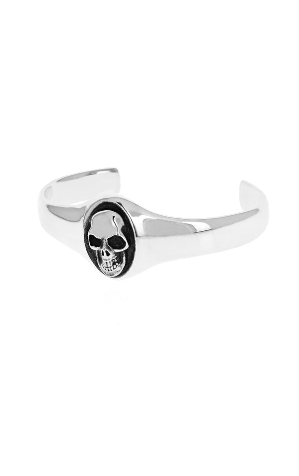 king baby new classic skull cuff