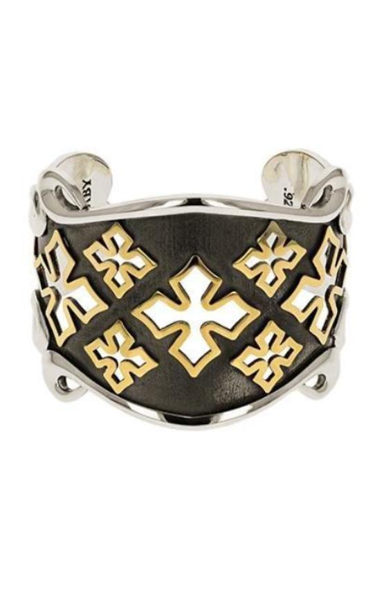 gold king baby cuff