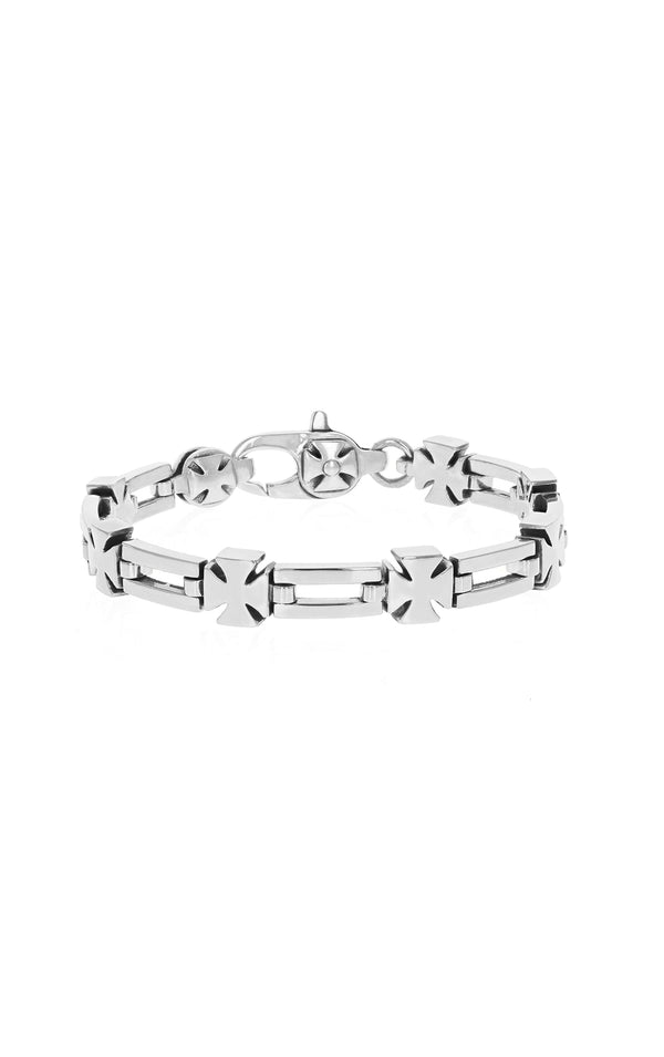 Small Baron's Cross Bracelet