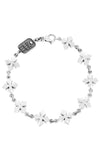 king baby large mb cross chain bracelet