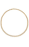 18K Gold Pop Top Necklace