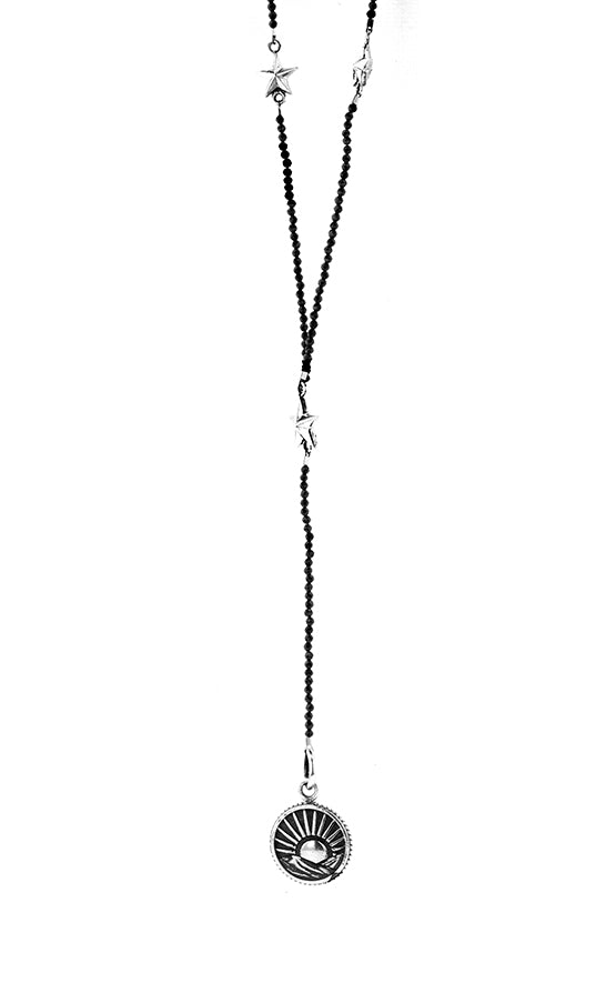 Sun Concho Spinel Rosary