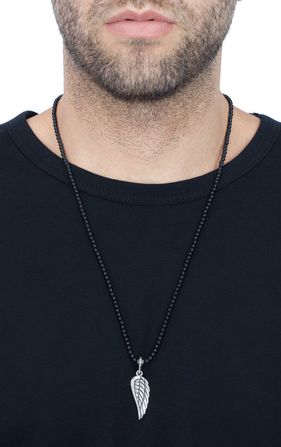 necklace michael stainless chain d jewelry steel products anthony