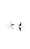 Five Pointed Star Stud Earring