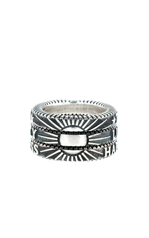 Liberty Stackable Ring