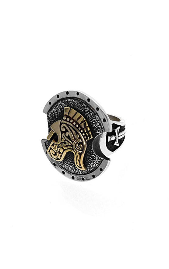 armor king baby ring