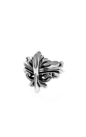 sterling silver king baby ring