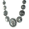 Concho Statement Necklace