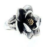 Magnolia Flower Ring