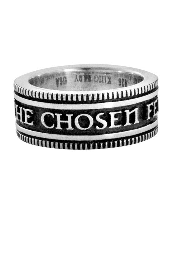 king baby men's chosen ring