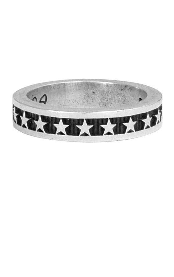 king baby stackable star ring