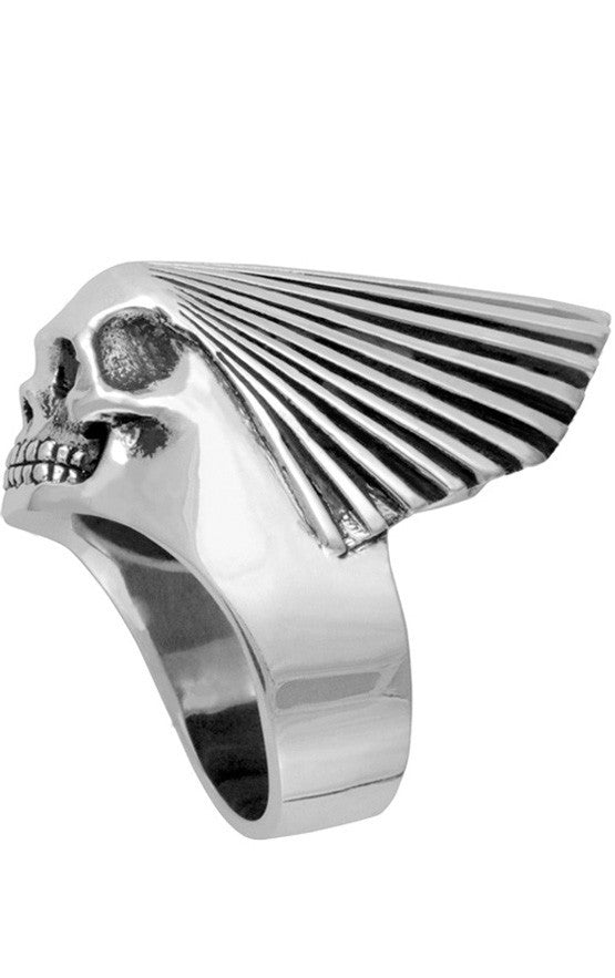 Skull Chief Ring