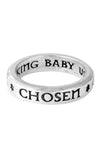 king baby chosen ring