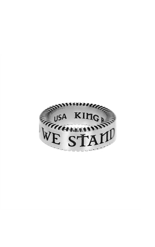 "The ""United We Stand"" Ring"