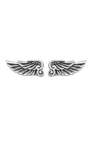 Wing Post Earrings