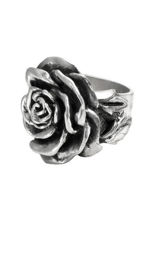 Rose Ring For Women Womens Rings 925 Sterling Silver King Baby