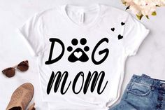 Polo Personalizado - Dog Mom