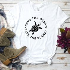 Polo Personalizado - Save the Ocean