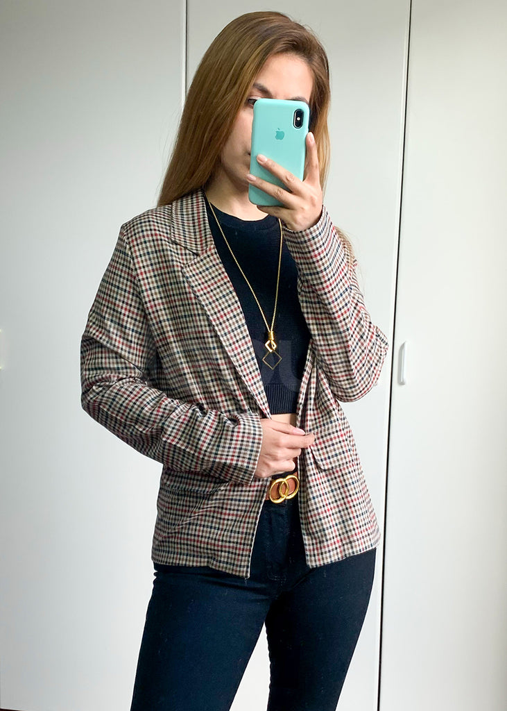 Blazer Georgeth - Marron