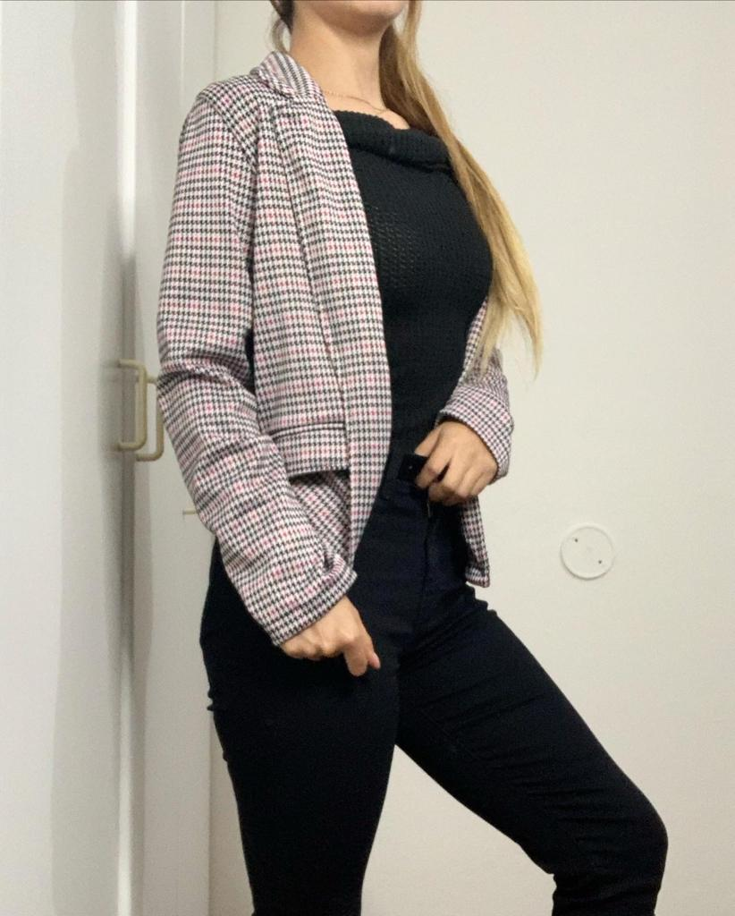 Blazer Georgeth - Rosa