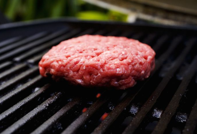 Grilling Your Burger Patties