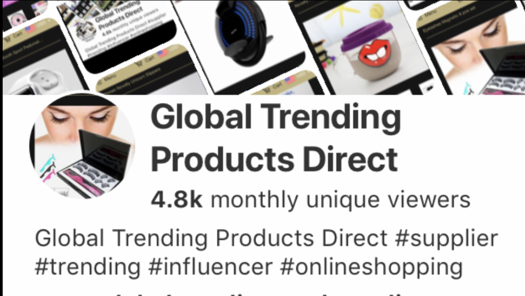 Change of Name and Direction GTPD GLOBAL TRENDING PRODUCTS DIRECT