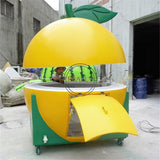 2020 Popular new electric food carts commercial street mobile carts