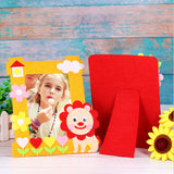 Trending Stay at Home Activities - 6pcs DIY Funny Photo Frame Cute Cartoon Picture Frame DIY