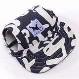 Dogs Sun Hat  Pet Casual Cotton Baseball Cap