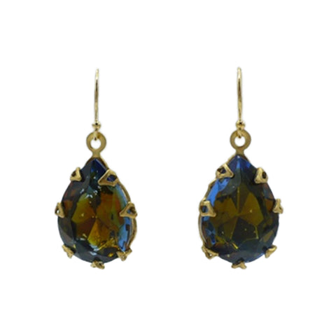 Arabesque Teardrop Earrings