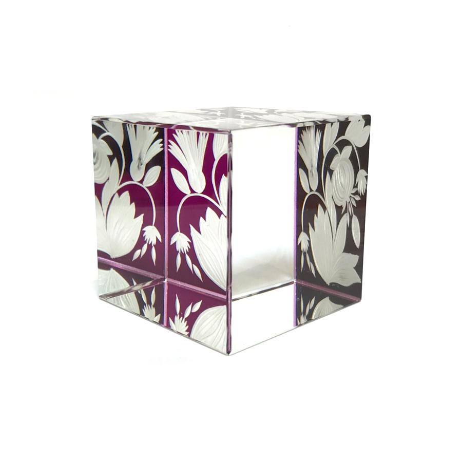 Verdure Paperweight | Purple