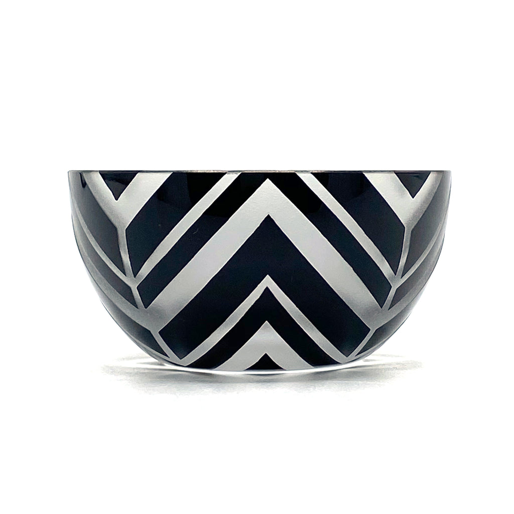 Herringbone Trinket Bowl