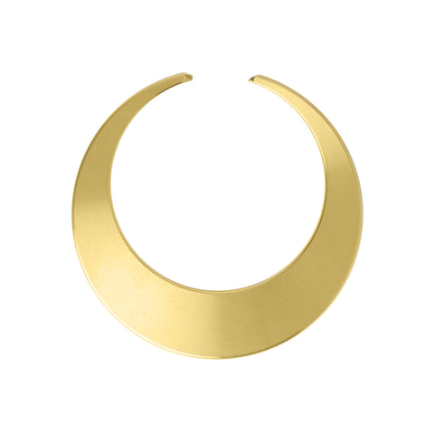 Japanese Eclipse Brass Bottle Opener