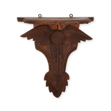 Vintage Early American Style Wall Bracket