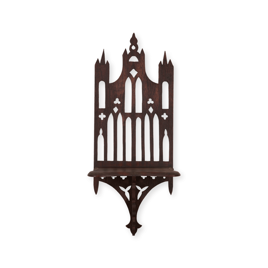 Vintage Gothic Style Wall Bracket