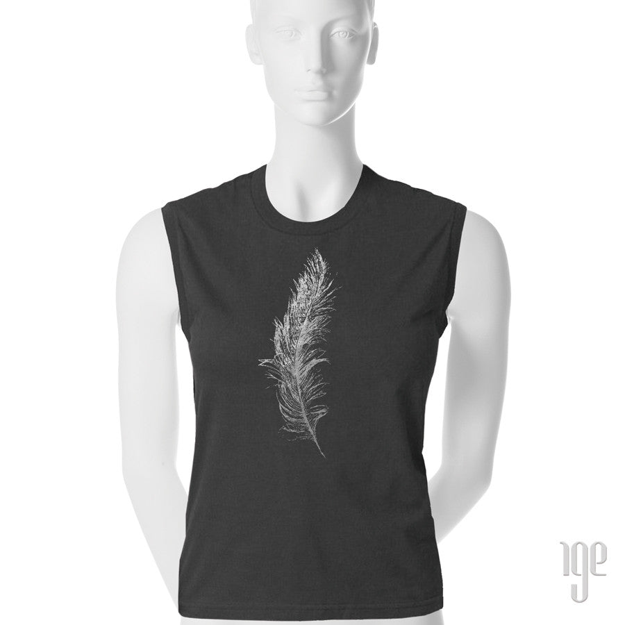 Feather Muscle T