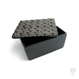 Japanese Iron Grid Box